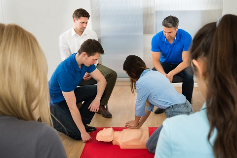 Is My Business Required to Provide Formal CPR Training? | The ...