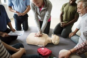 group cpr class